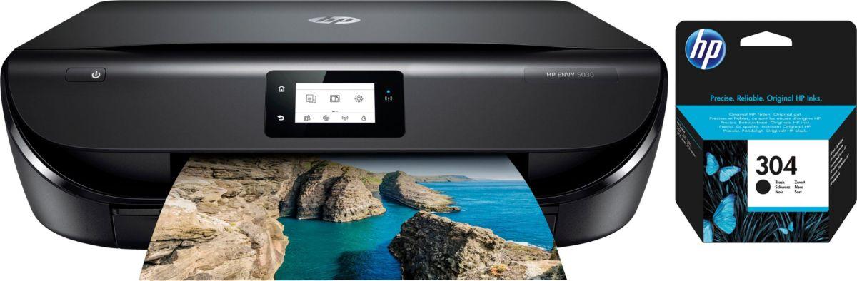 HP Envy 5030 All-in-One Drucker + Patrone 304