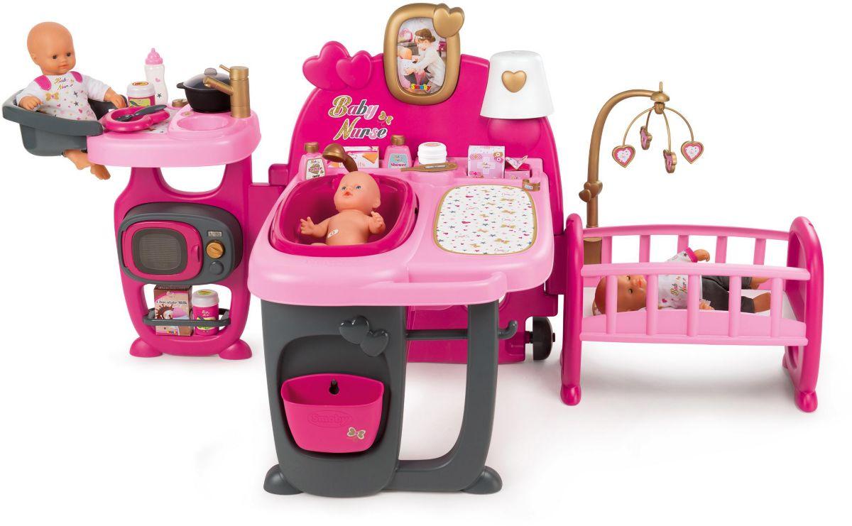 Smoby Puppen-Spielcenter, »Baby Nurse«
