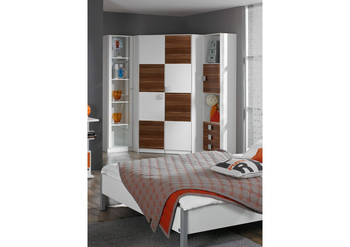 eckschrank madras billig kaufen. Black Bedroom Furniture Sets. Home Design Ideas