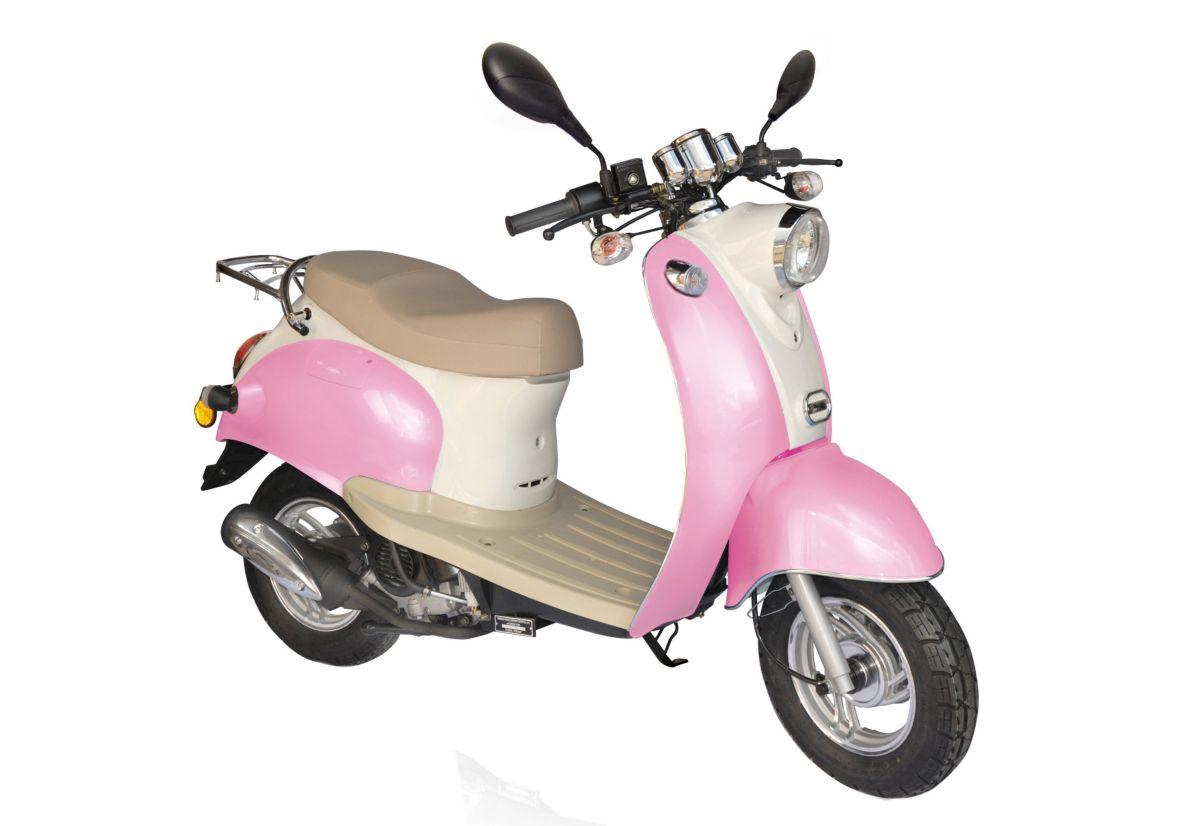 Retro-Motorroller, Nova Motors, »Venezia II-Mok...