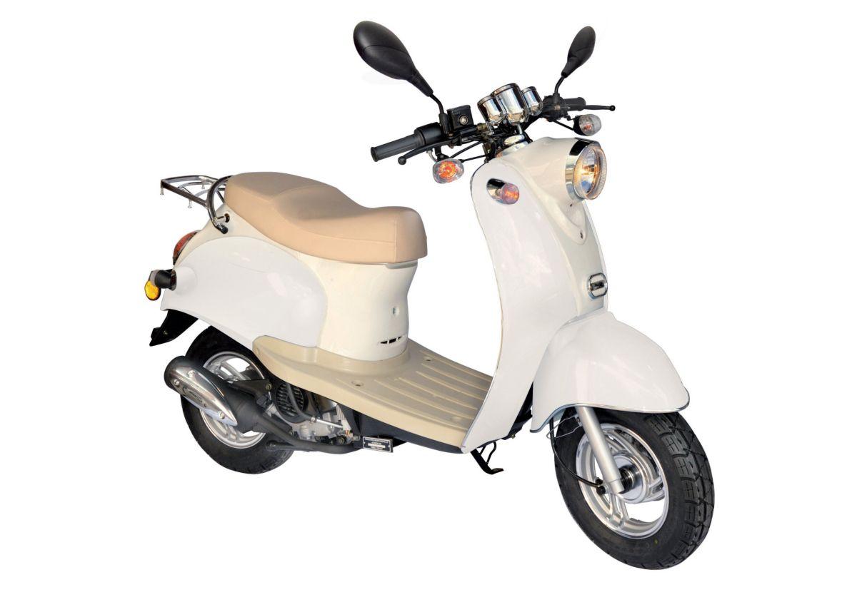 Retro-Mofaroller, Nova Motors, »Venezia II«, 49...