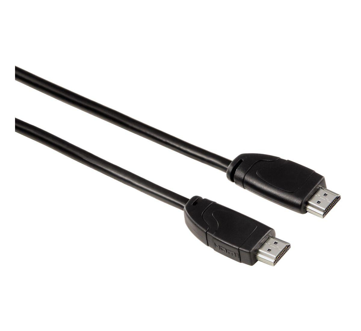 Hama High Speed HDMI-Kabel Stecker - Stecker, E...