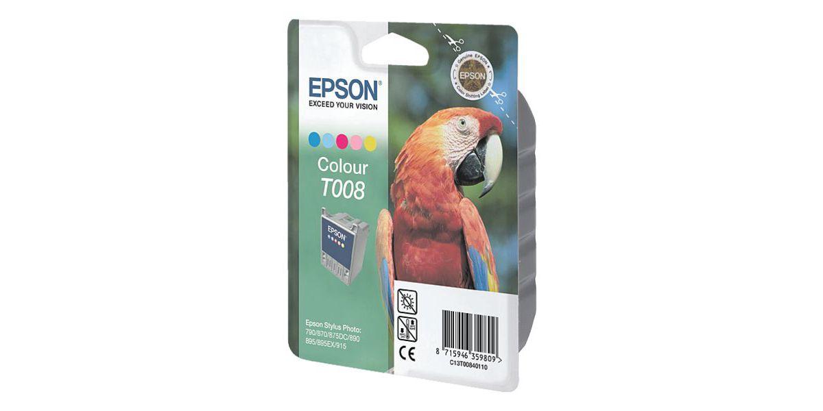 Epson Tintenpatrone »T008401« Nr. T008