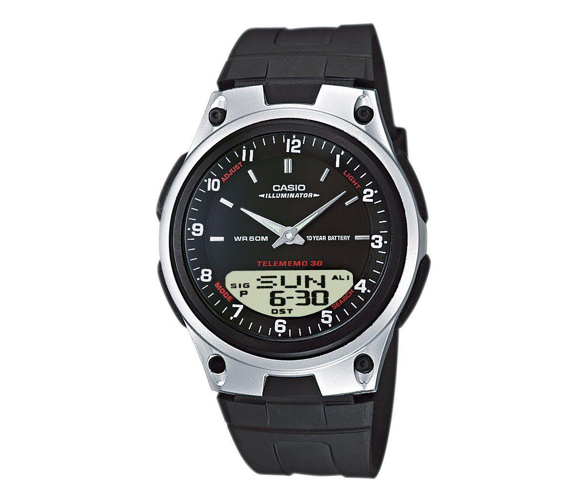 Casio Collection Chronograph  AW-80-1AVES  Preisvergleich