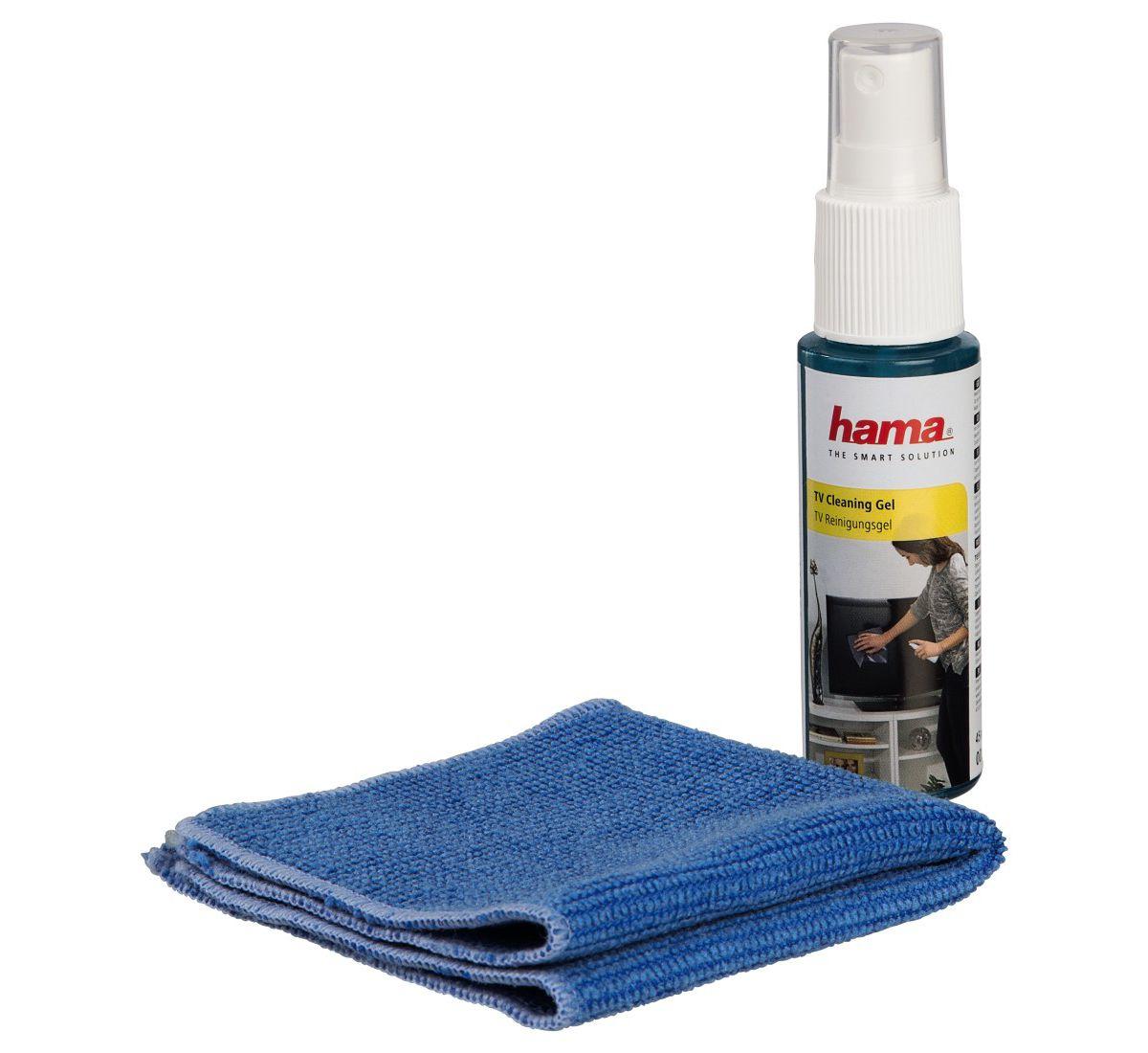Hama TV-Reinigungsset, 45 ml, Compact