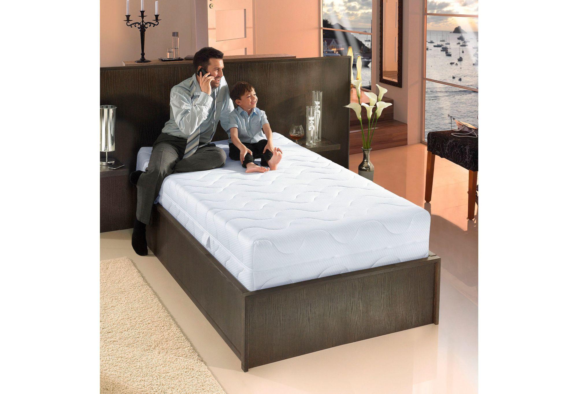 taschenfederkernmatratze 5 sterne beco schwab versand matratzen. Black Bedroom Furniture Sets. Home Design Ideas