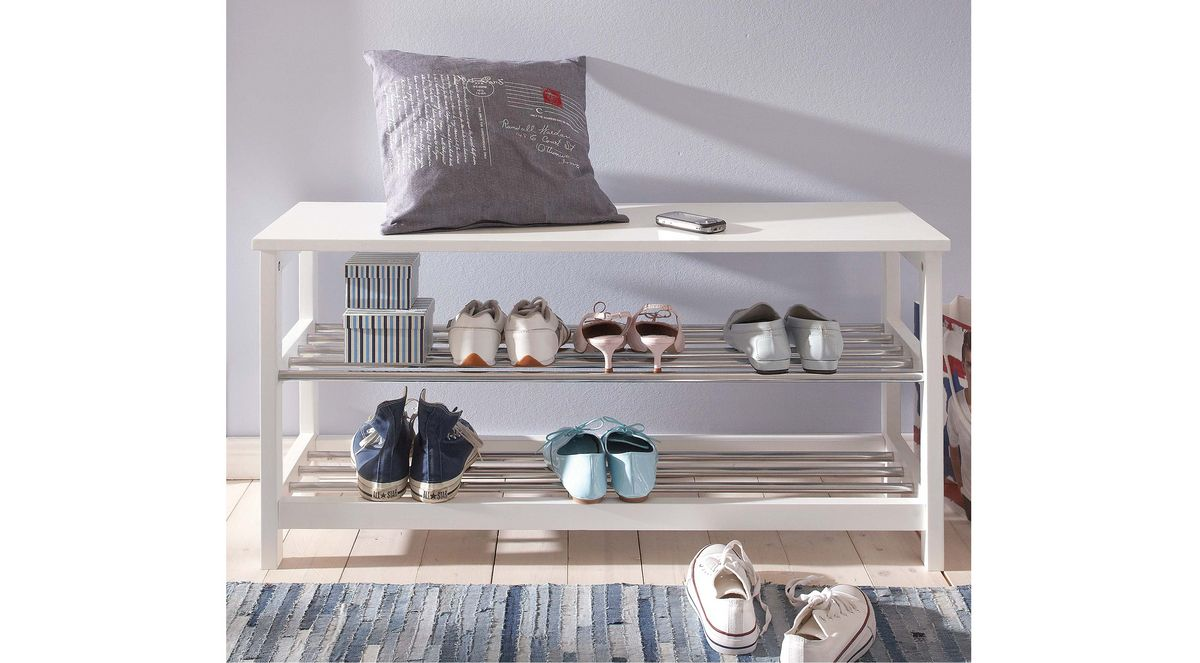 schuhregal breit. Black Bedroom Furniture Sets. Home Design Ideas