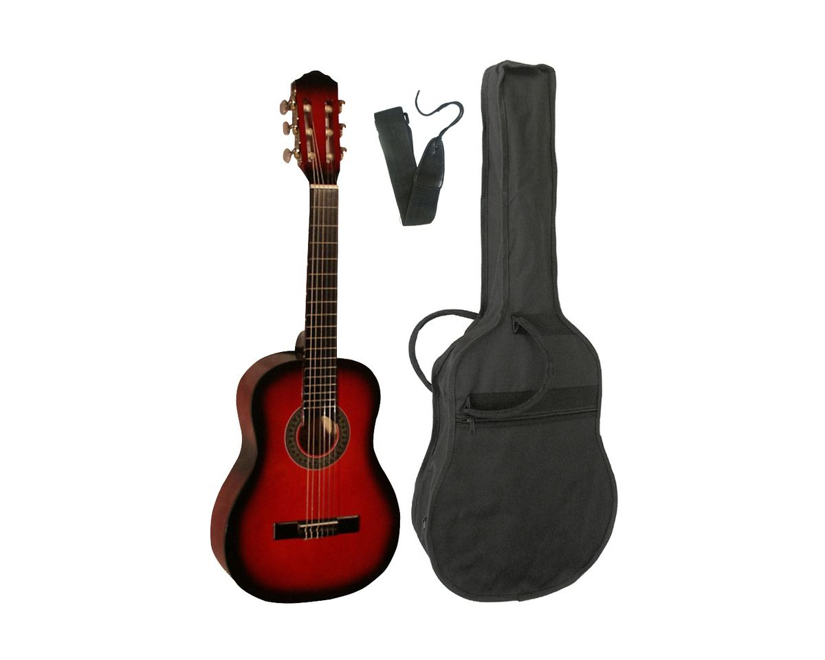 Kindergitarre für Rechts- und Linkshänder, »Kon...