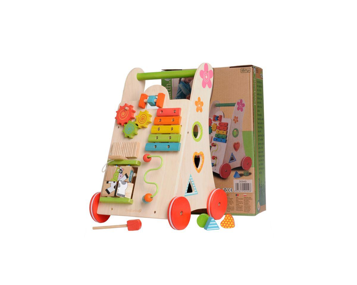 Spiel- und Lauflernwagen, EverEarth®, Lauflern-Spielzeug Preisvergleich