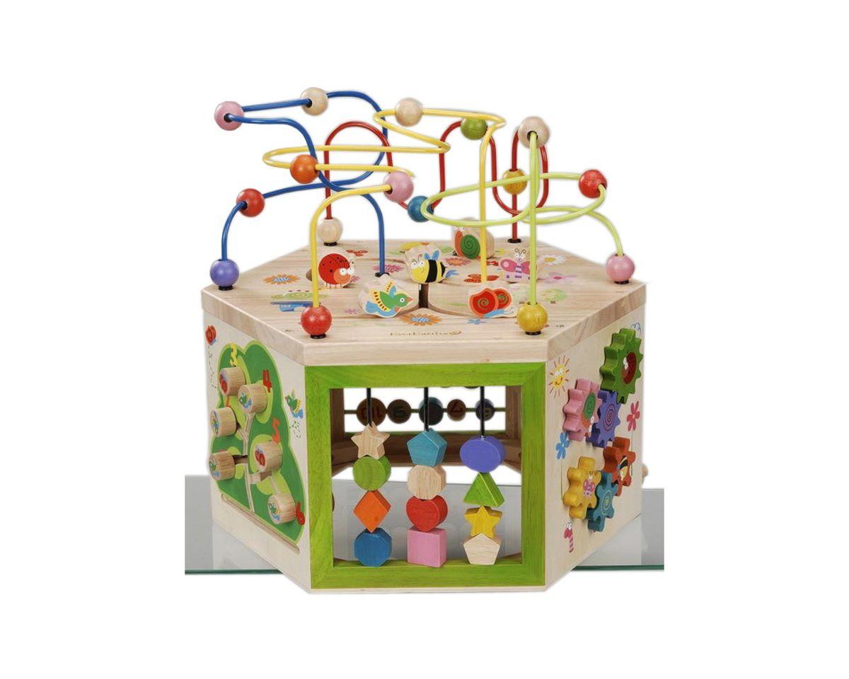 Spielcenter, EverEarth®, 7-in-1 Großes Garten-Spielcenter Preisvergleich
