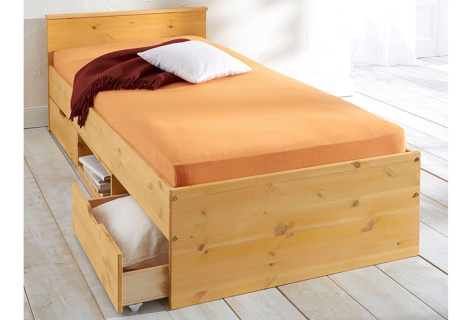 bett home affaire schwab versand betten. Black Bedroom Furniture Sets. Home Design Ideas