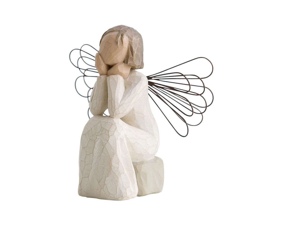 Figur, Willow Tree, »Engel - Der Einfühlsame«