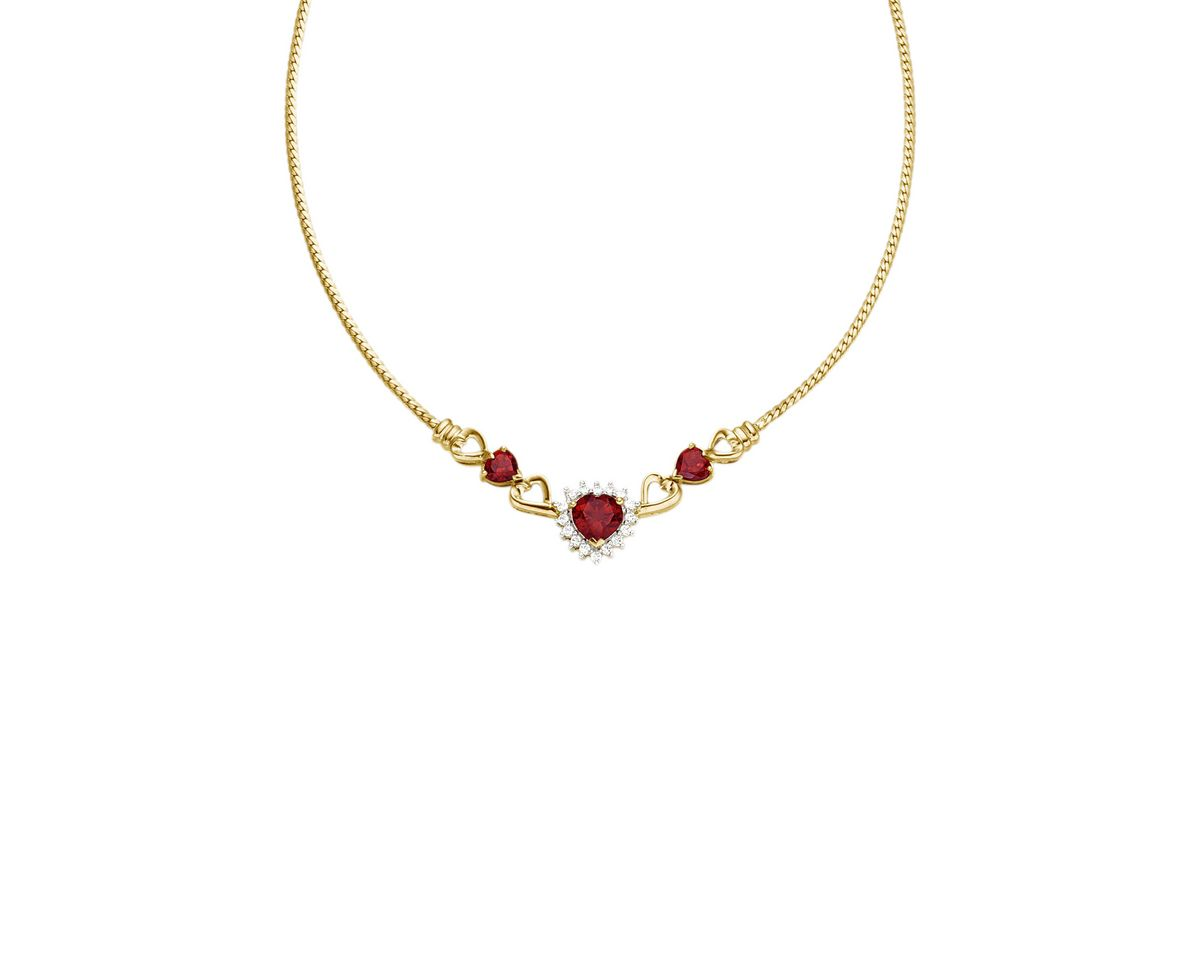 Vivance Jewels Halsschmuck: Halskette / Collier...