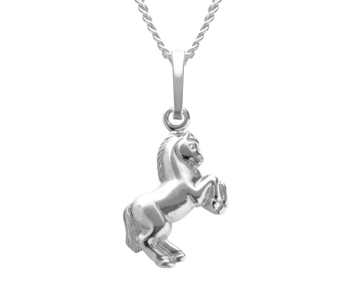 firetti Halsschmuck: Halskette »Pferd« in Panze...