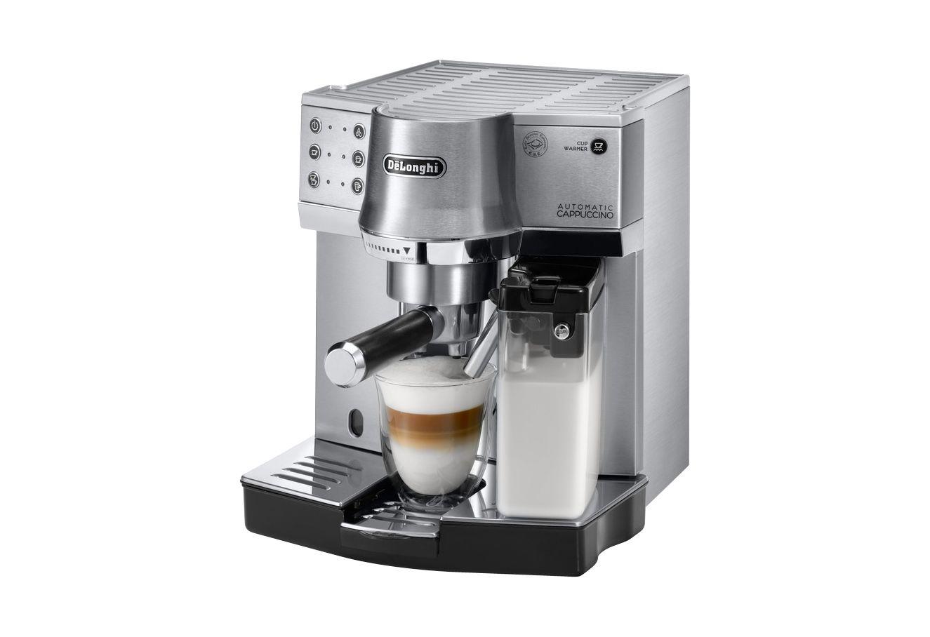 de longhi siebtr ger ec 860 m pumpendruck 15 bar schwab versand espressomaschinen. Black Bedroom Furniture Sets. Home Design Ideas