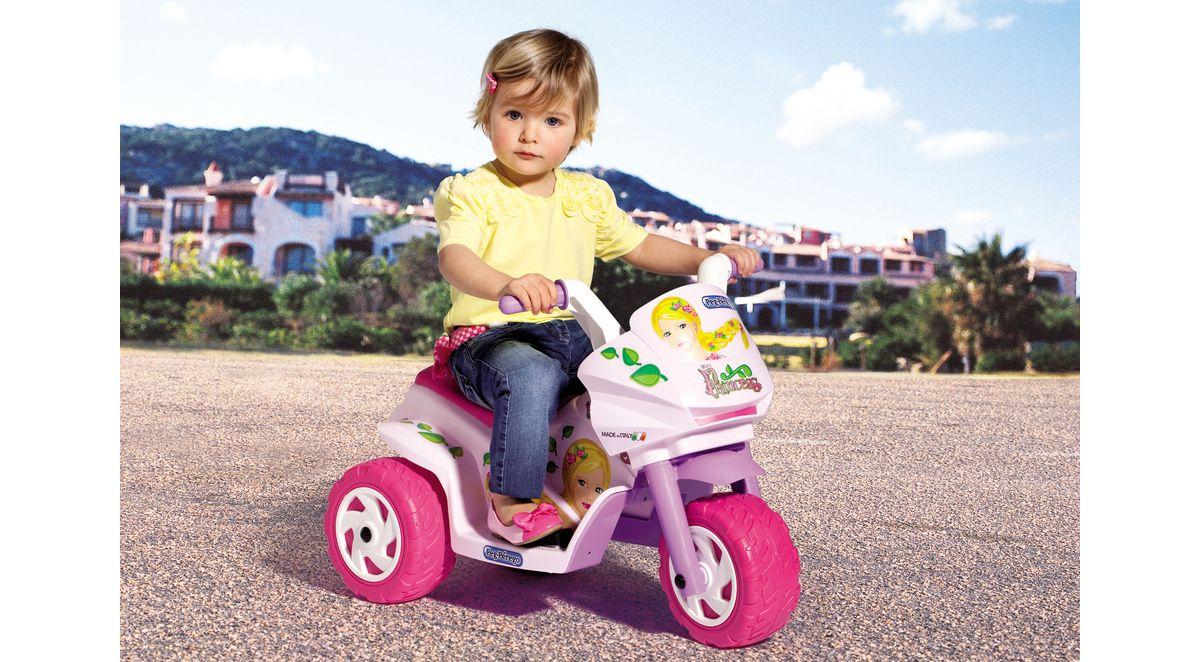 Peg-Pérego Elektrofahrzeug für Kinder Dreirad »...