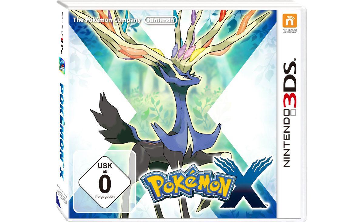 Pokémon X? Nintendo 3DS
