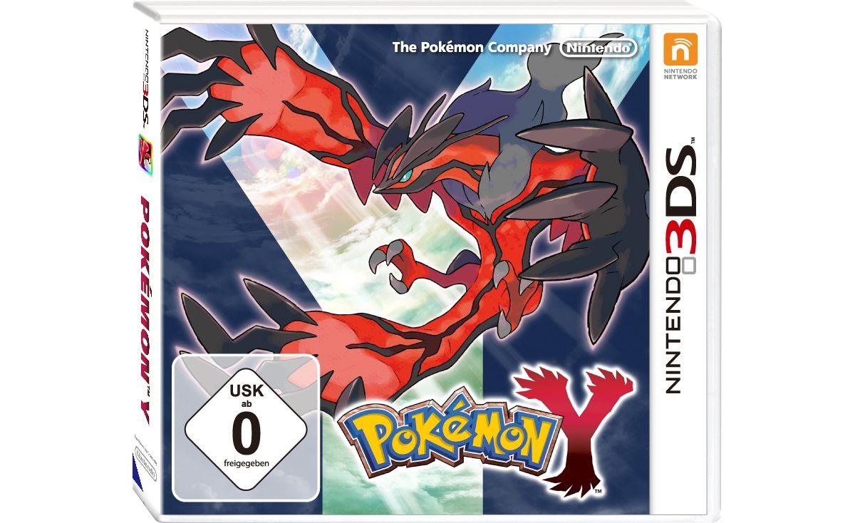 Pokémon Y™ Nintendo 3DS