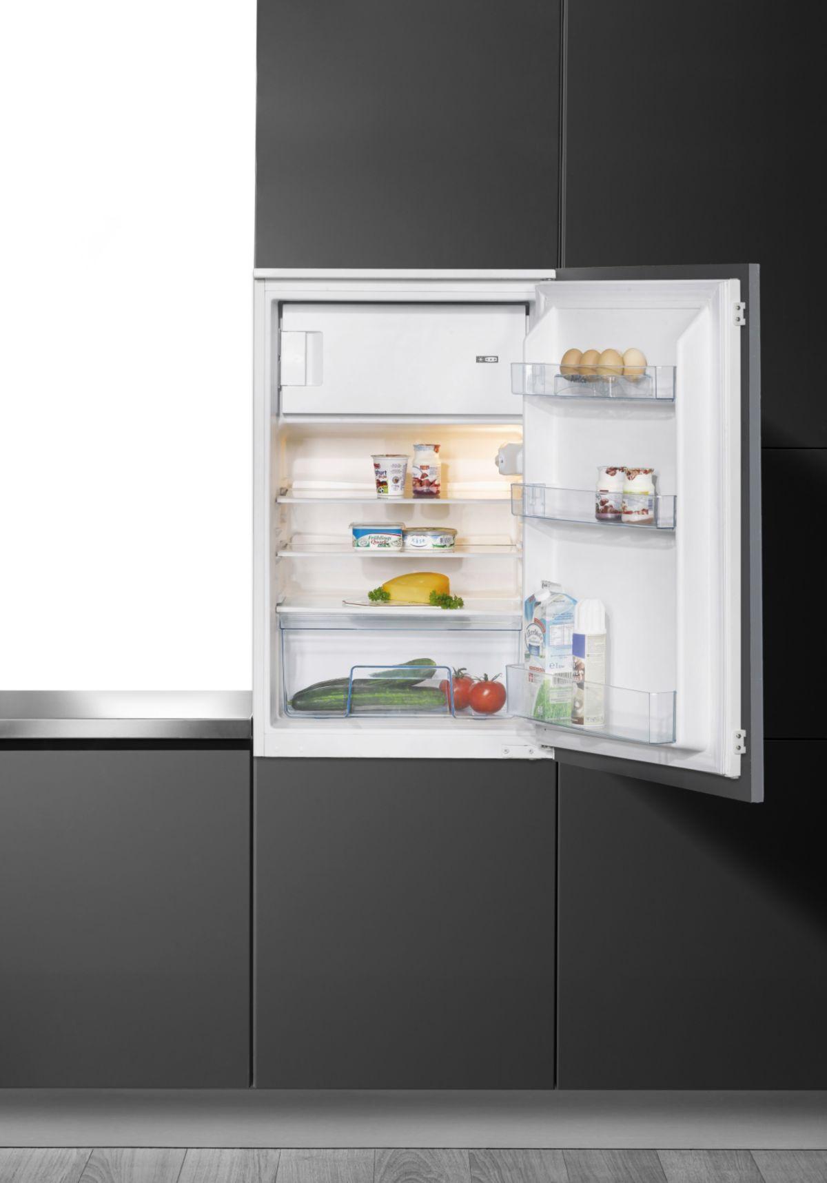 Amica integrierbarer Einbau-Kühlschrank EKS 161...
