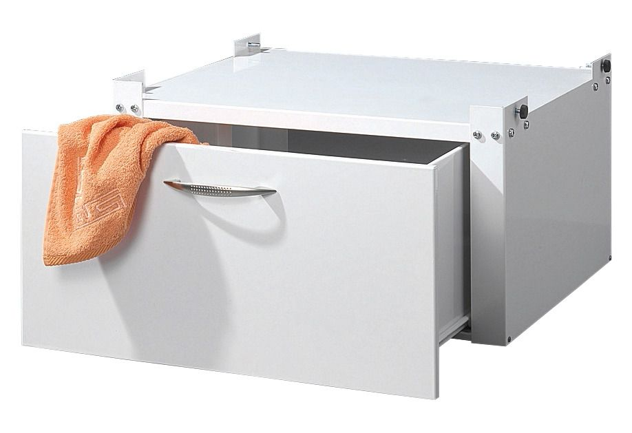 Подставка под стиральную машину с ящиком