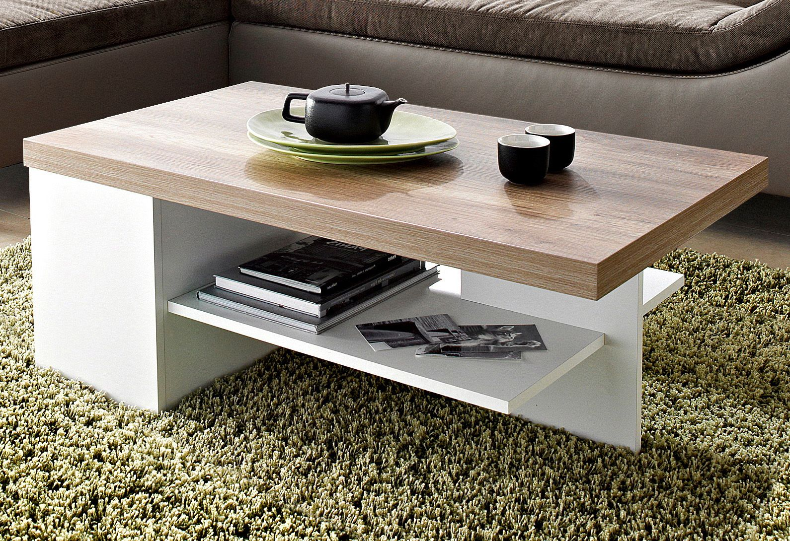 couchtisch schmal g nstig online kaufen beim schwab versand. Black Bedroom Furniture Sets. Home Design Ideas