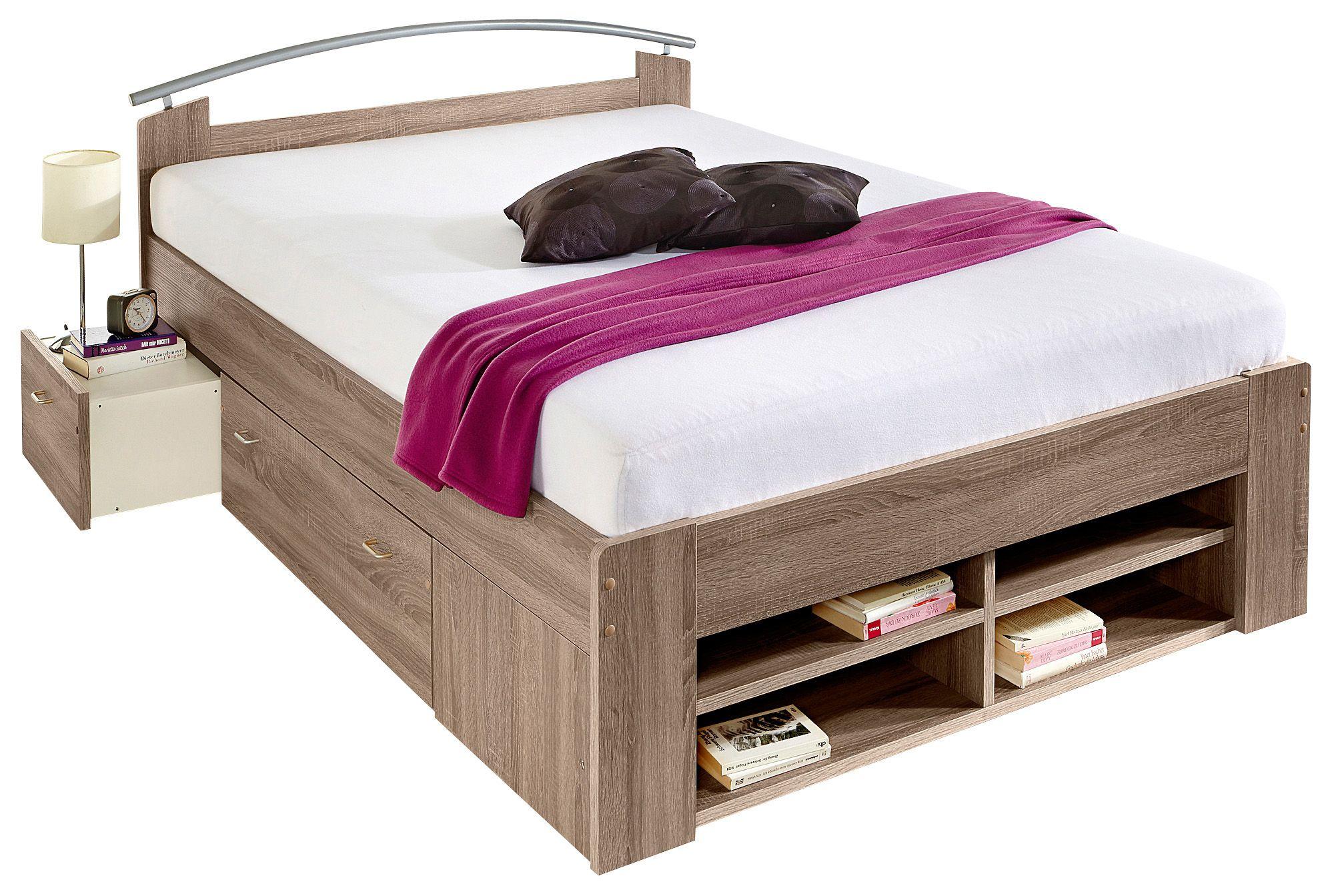 stauraumbetten g nstig online kaufen beim schwab versand. Black Bedroom Furniture Sets. Home Design Ideas
