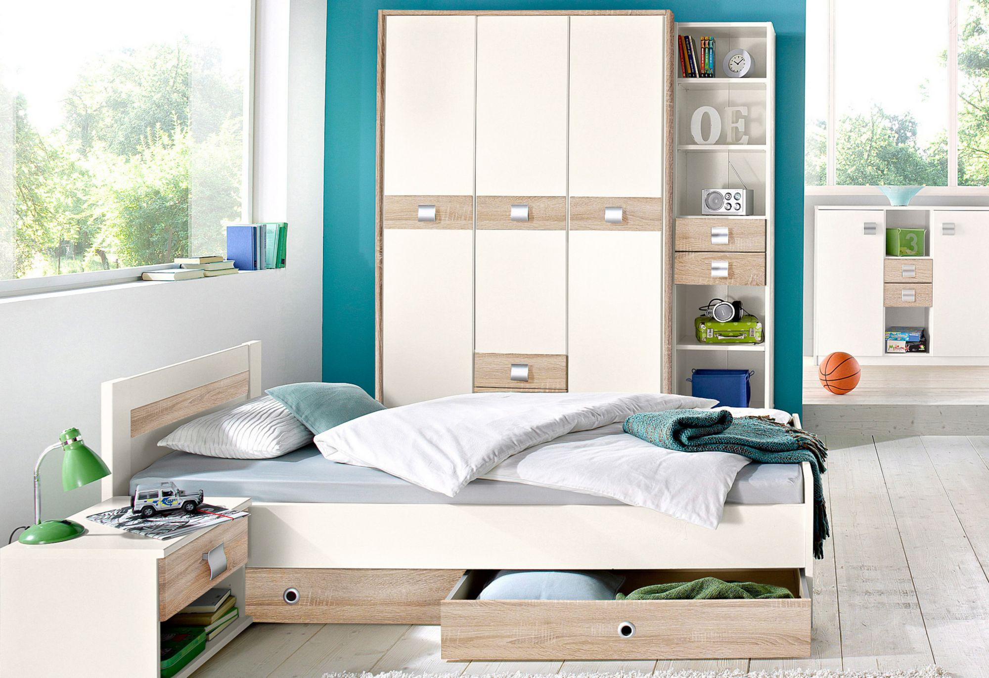jugendzimmer g nstig online kaufen beim schwab versand. Black Bedroom Furniture Sets. Home Design Ideas