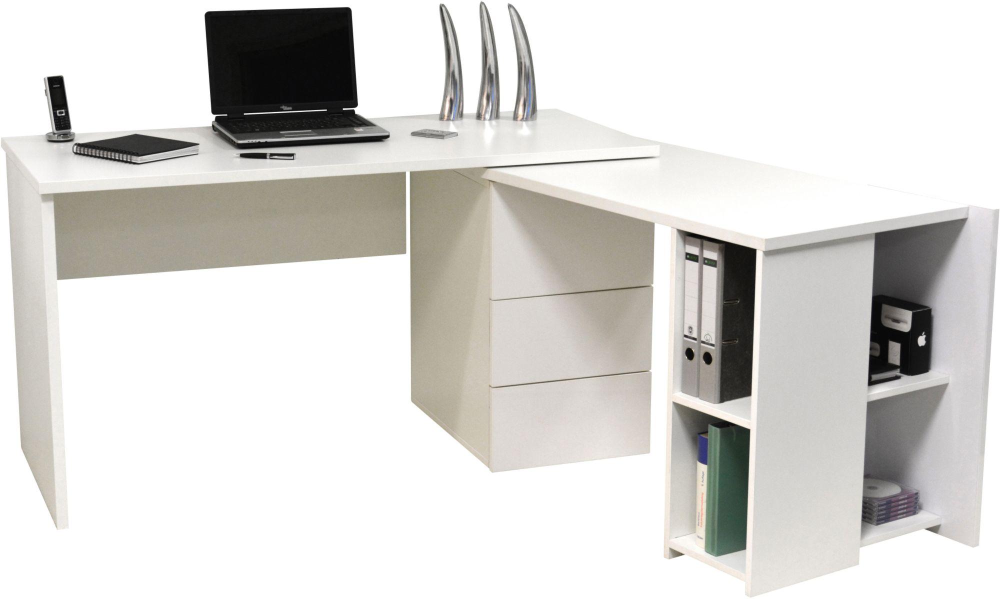 eck schreibtische im schwab online shop sale schreibtische. Black Bedroom Furniture Sets. Home Design Ideas