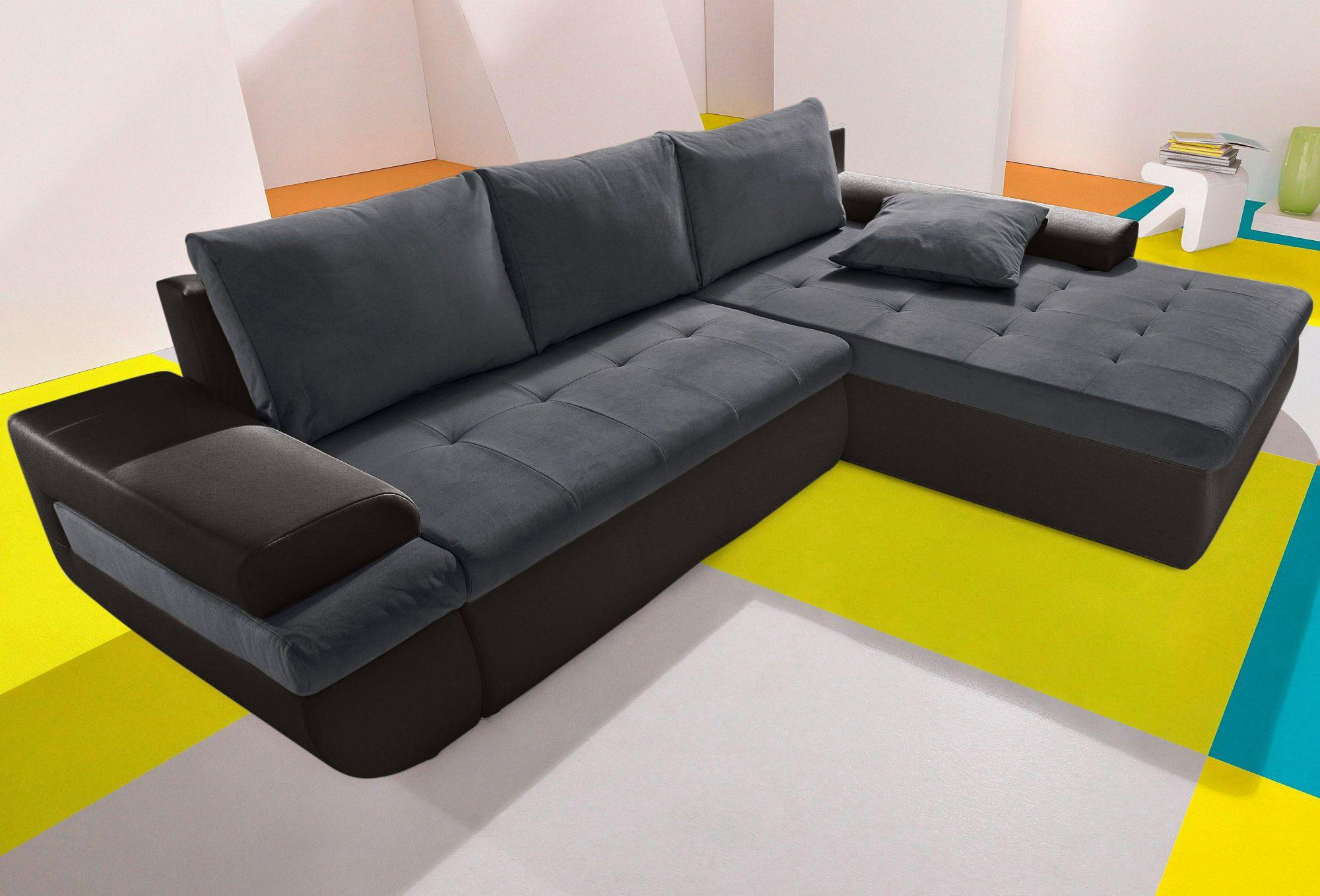 Ecksofa Otto Versand : Couch g?nstig kaufen beim schwab versand