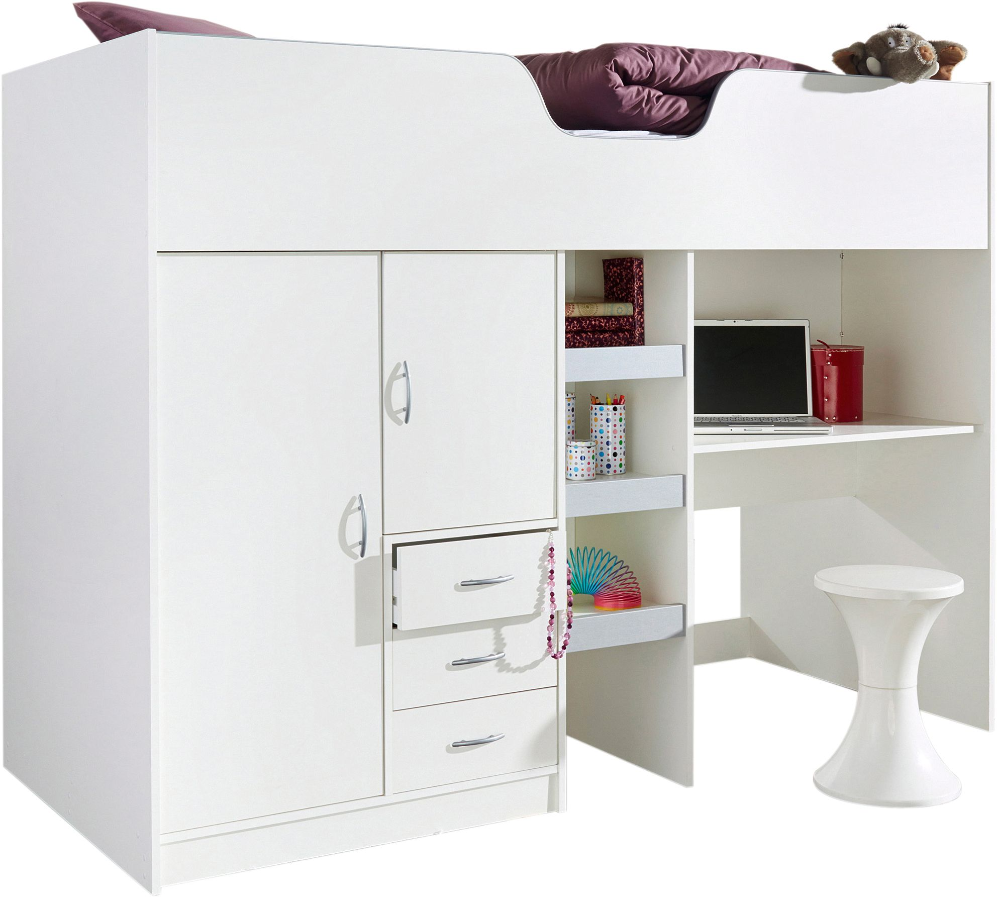 hochbett g nstig online kaufen beim schwab versand. Black Bedroom Furniture Sets. Home Design Ideas