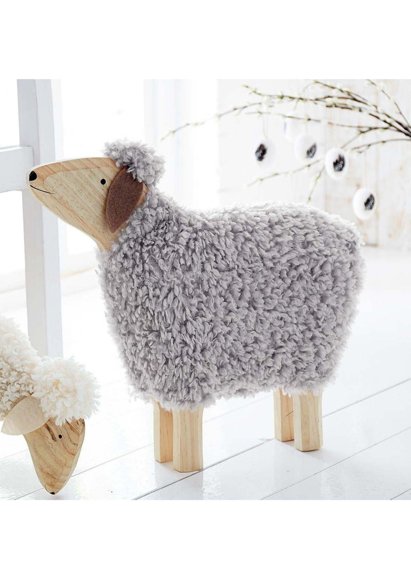 deko schaf g nstig online kaufen beim schwab versand. Black Bedroom Furniture Sets. Home Design Ideas
