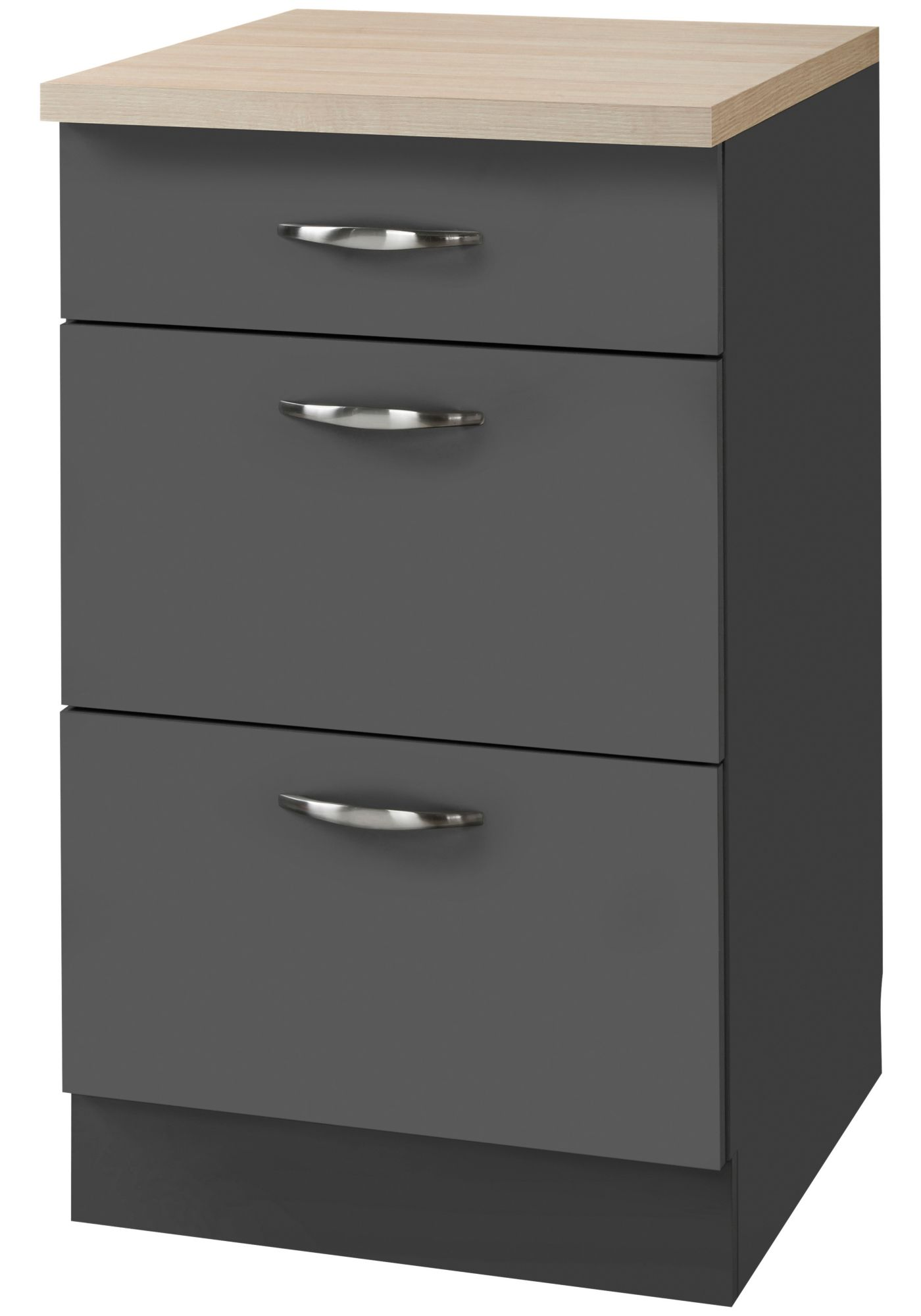 kuchenunterschrank dakota g nstig online kaufen beim schwab versand. Black Bedroom Furniture Sets. Home Design Ideas