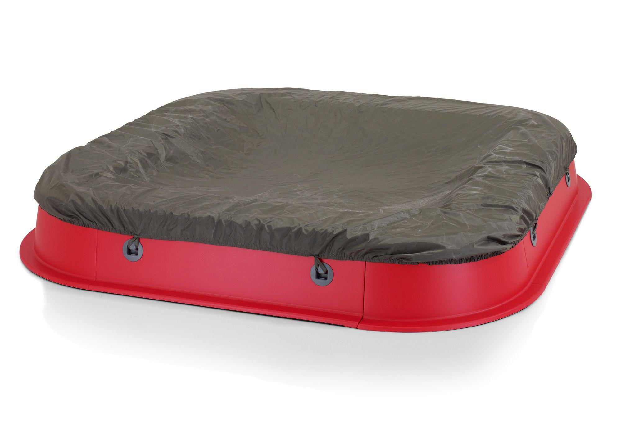 abdeckung sandkasten g nstig online kaufen beim schwab versand. Black Bedroom Furniture Sets. Home Design Ideas