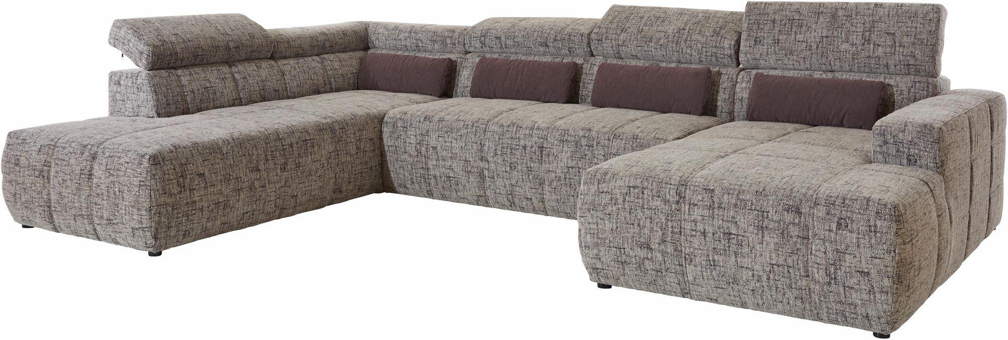 wohnlandschaft kopfteilverstellung g nstig online kaufen beim schwab versand. Black Bedroom Furniture Sets. Home Design Ideas