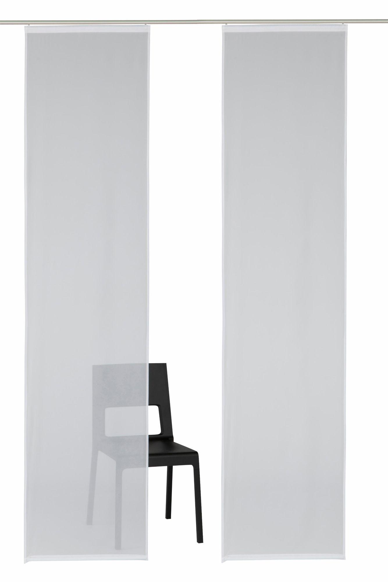 schiebevorhaenge g nstig online kaufen beim schwab versand. Black Bedroom Furniture Sets. Home Design Ideas