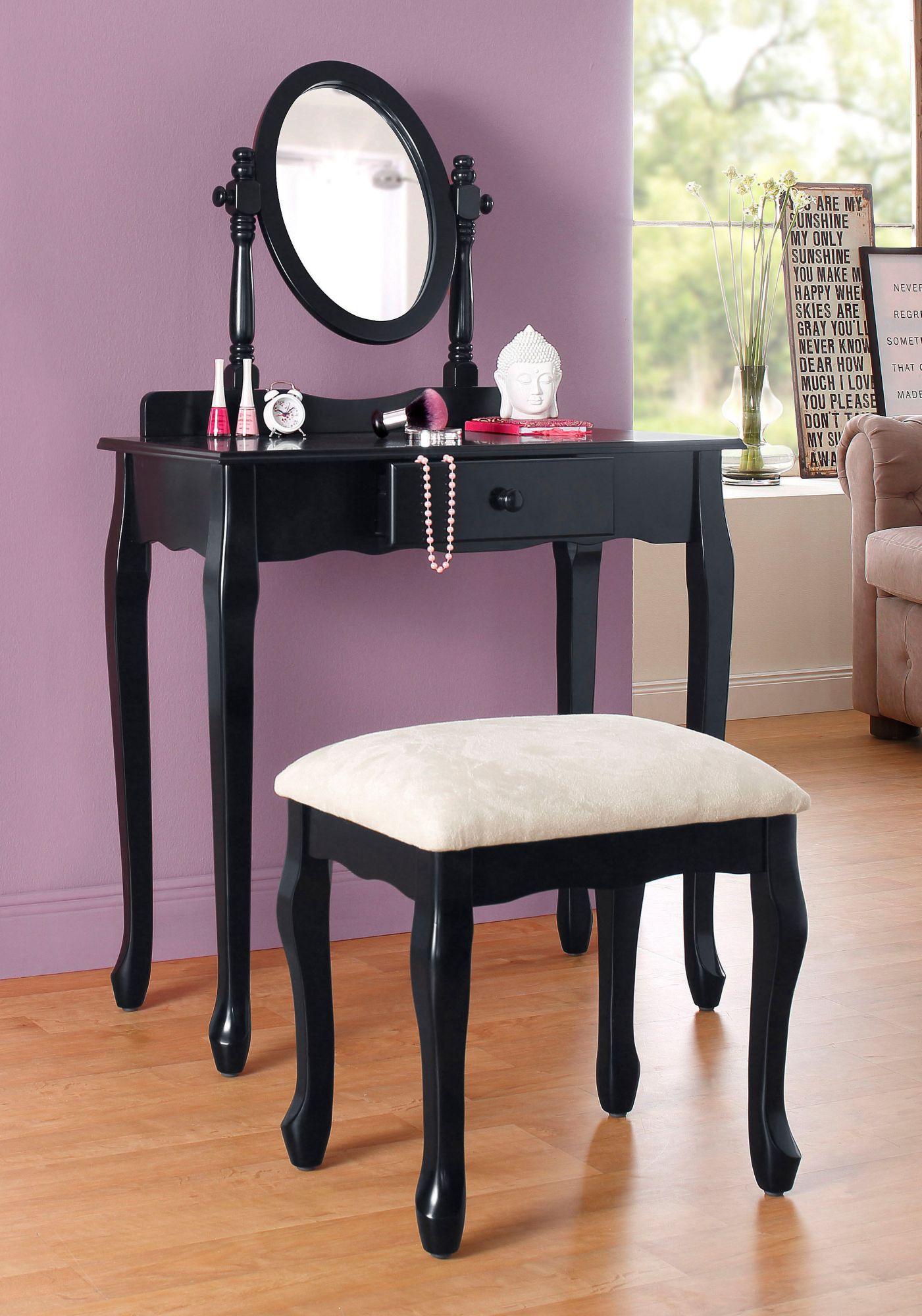 schminktisch g nstig online kaufen beim schwab versand. Black Bedroom Furniture Sets. Home Design Ideas
