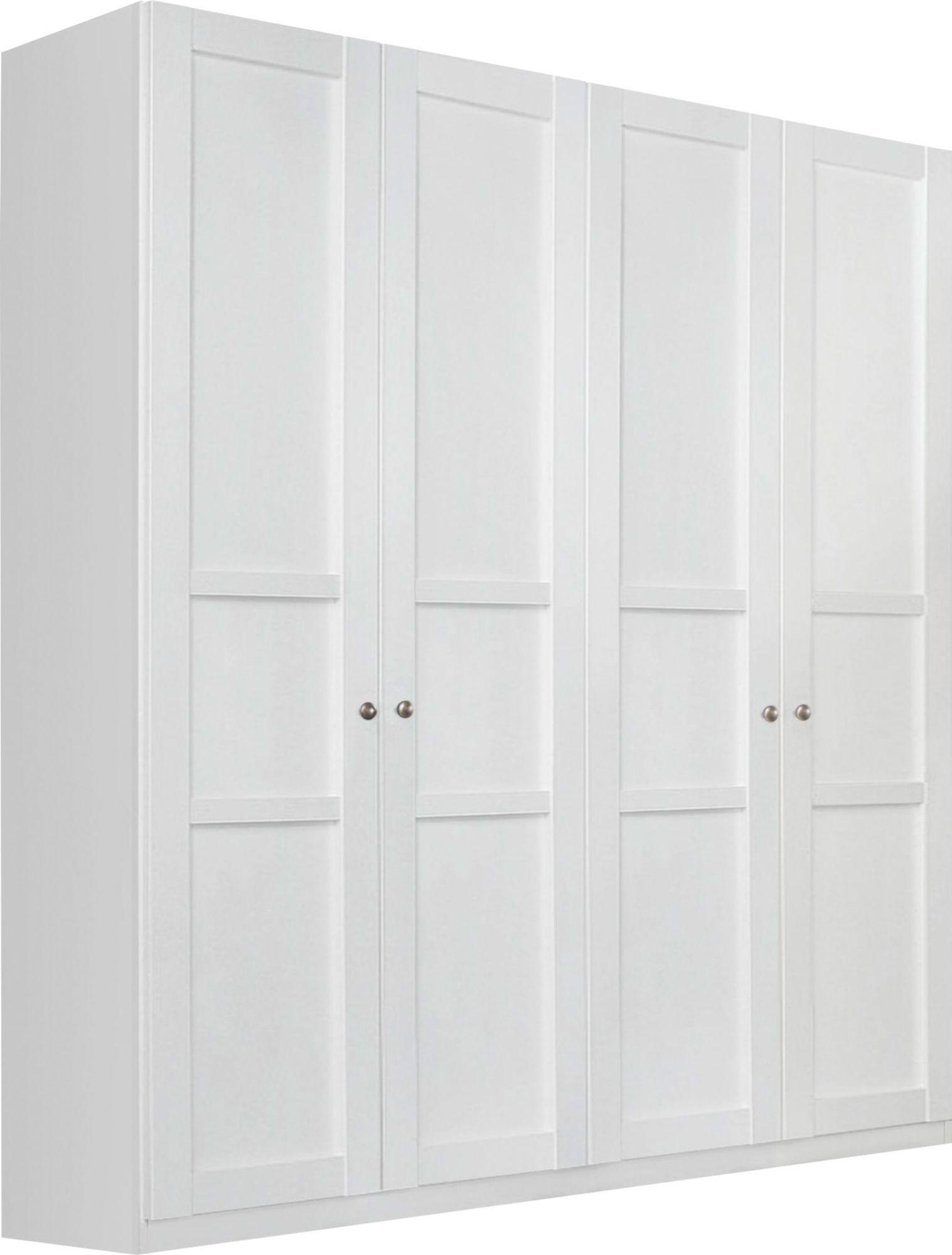 kleiderschrank weiss g nstig online kaufen beim schwab versand. Black Bedroom Furniture Sets. Home Design Ideas