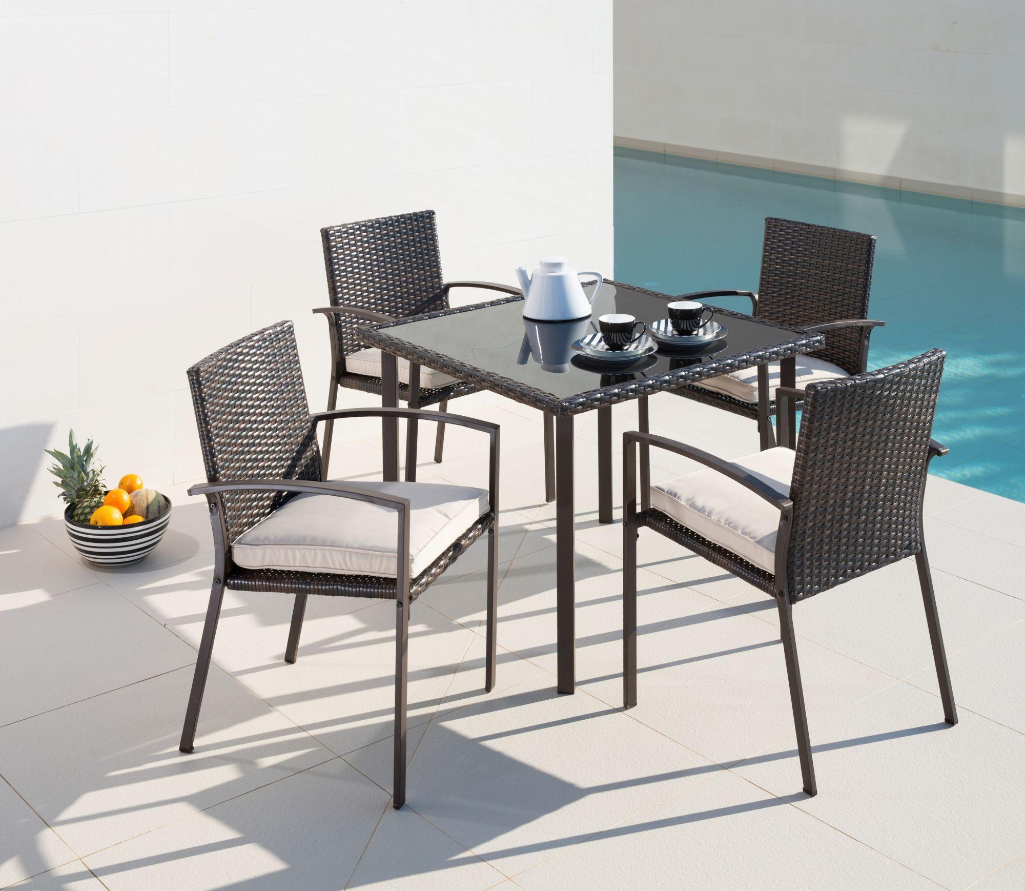 gartenmoebel set g nstig online kaufen beim schwab versand. Black Bedroom Furniture Sets. Home Design Ideas