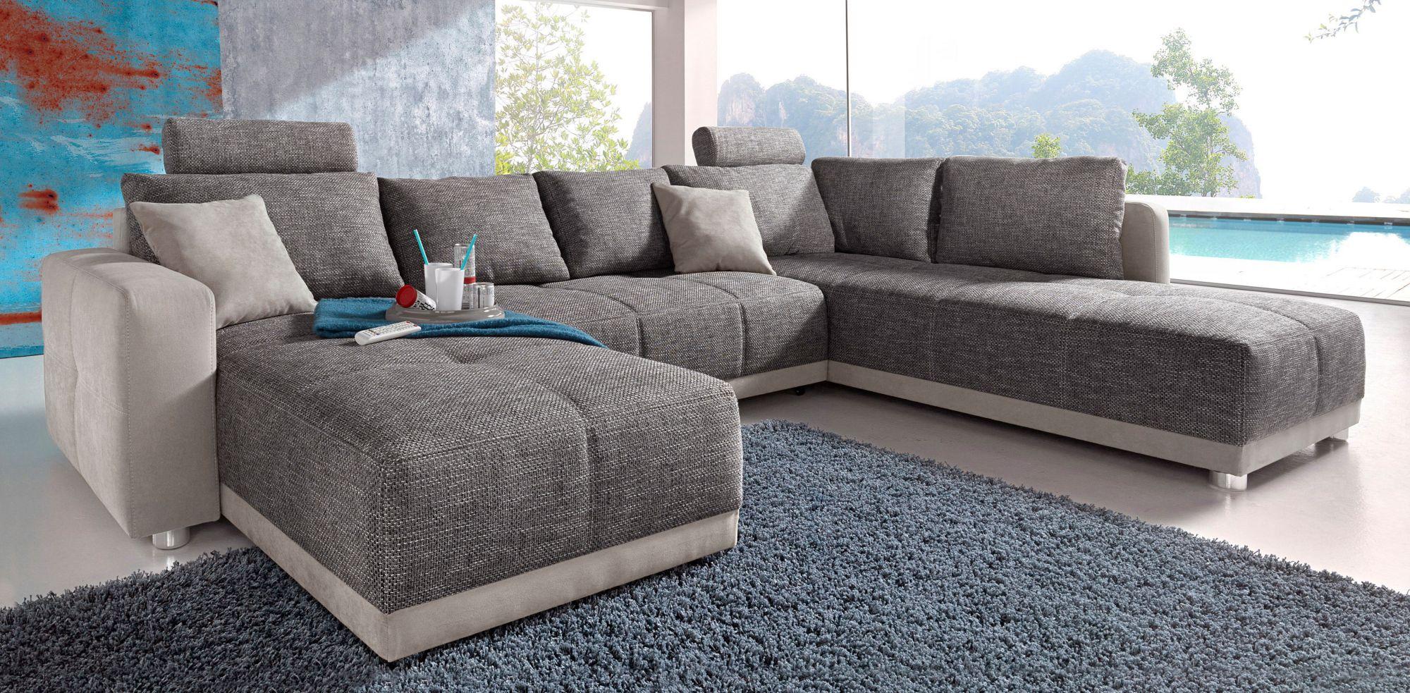 wohnlandschaft g nstig online kaufen beim schwab versand. Black Bedroom Furniture Sets. Home Design Ideas