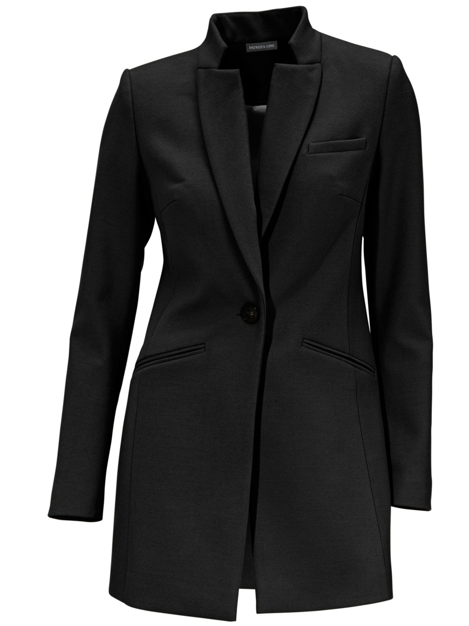 longblazer im schwab online shop damen blazer. Black Bedroom Furniture Sets. Home Design Ideas