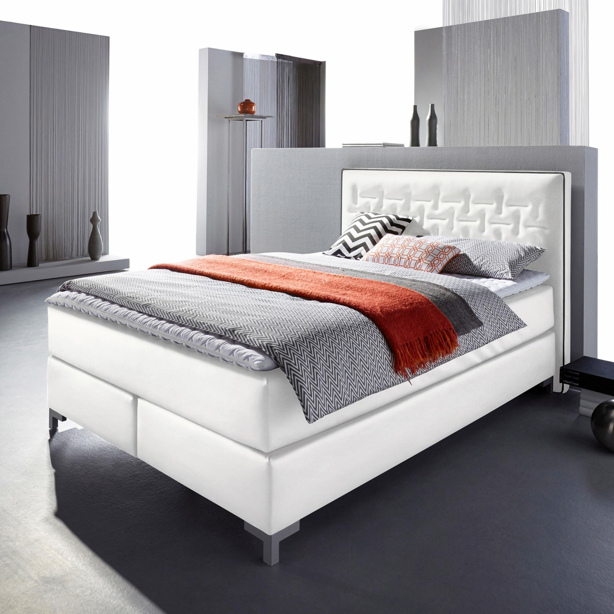 boxspringbett g nstig online kaufen beim schwab versand. Black Bedroom Furniture Sets. Home Design Ideas