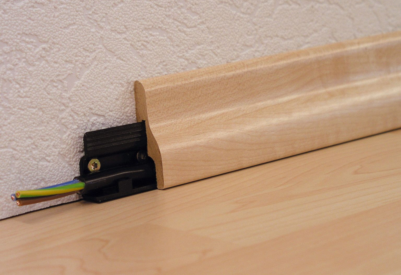 eckleisten schwarz g nstig online kaufen beim schwab versand. Black Bedroom Furniture Sets. Home Design Ideas
