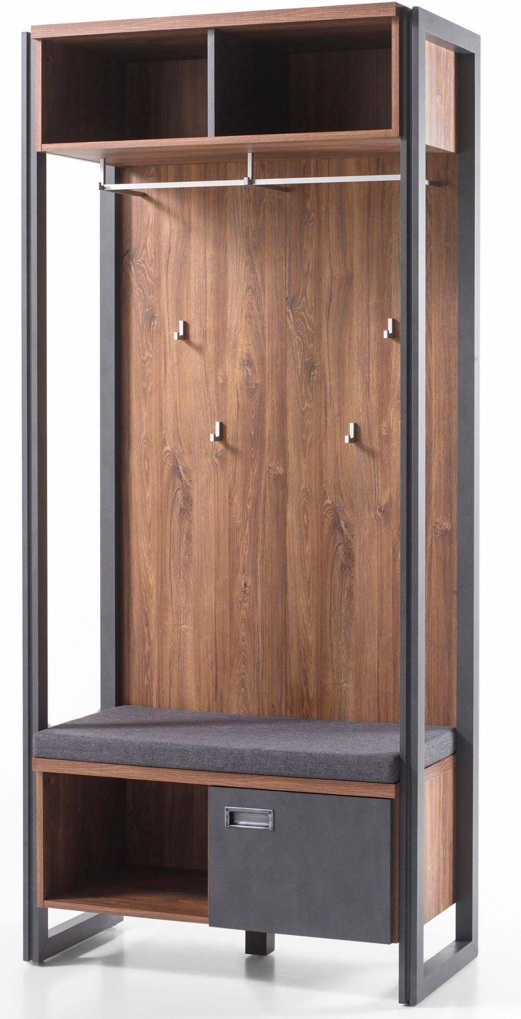 Garderobe g nstig online kaufen beim schwab versand for Garderobe 135 cm breit