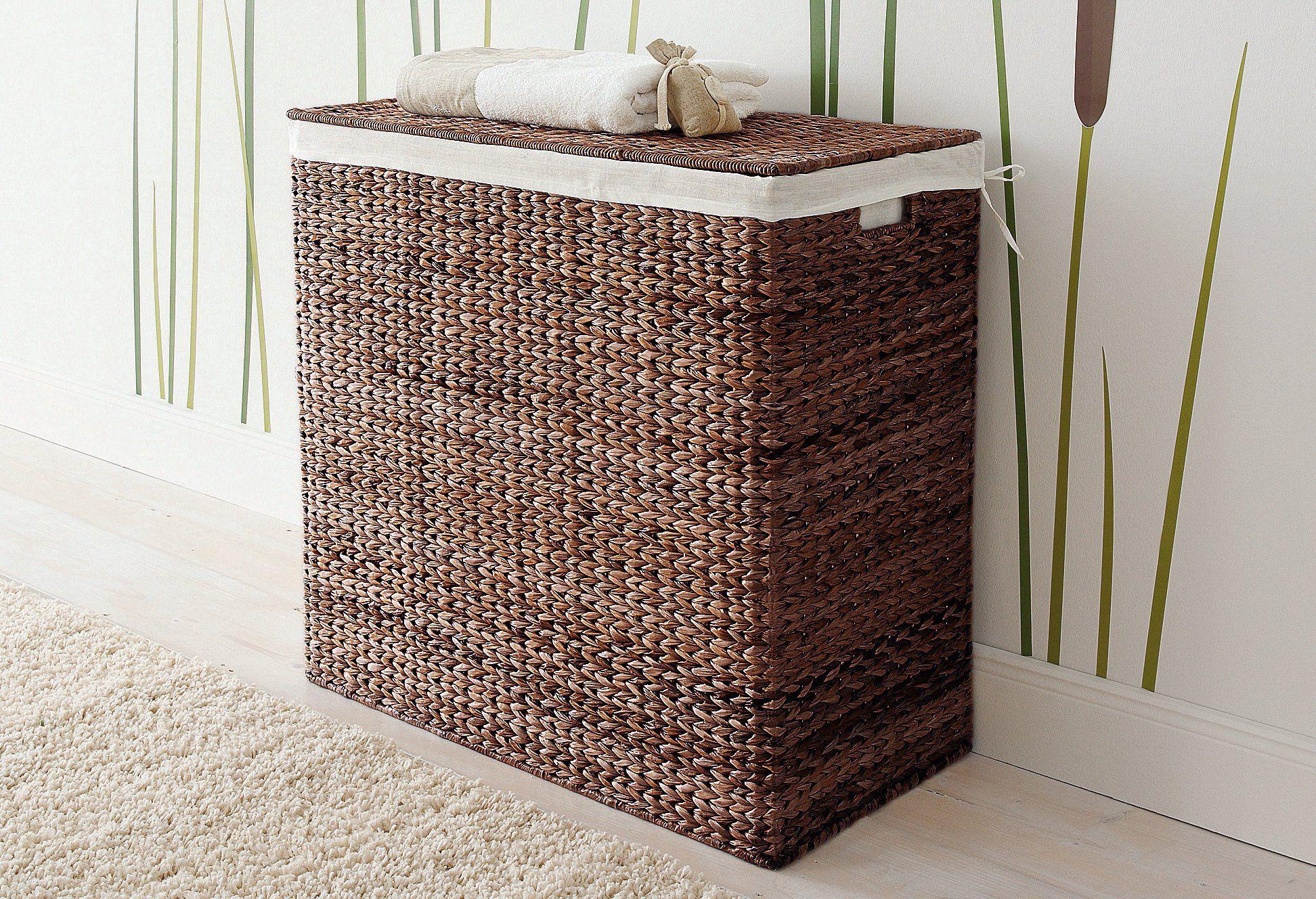 waschekorb g nstig online kaufen beim schwab versand. Black Bedroom Furniture Sets. Home Design Ideas