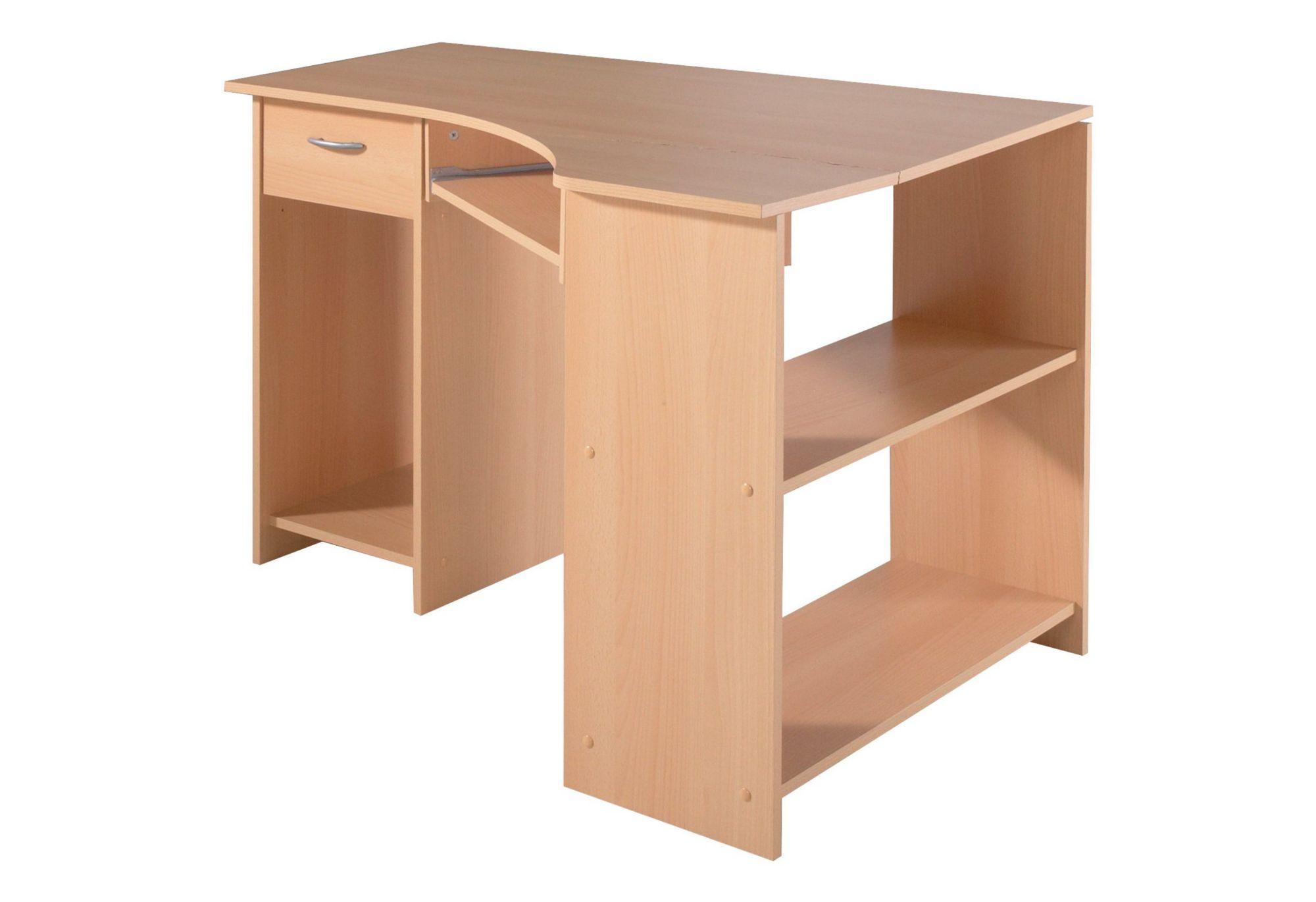 computer ecktisch g nstig online kaufen beim schwab versand. Black Bedroom Furniture Sets. Home Design Ideas