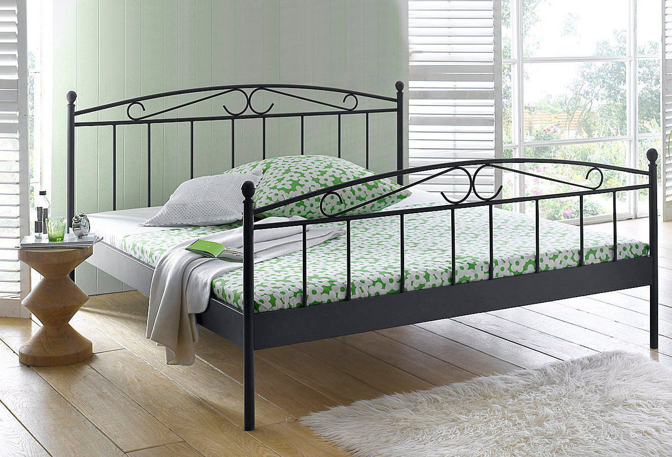 metallbett verschiedenen g nstig online kaufen beim schwab. Black Bedroom Furniture Sets. Home Design Ideas
