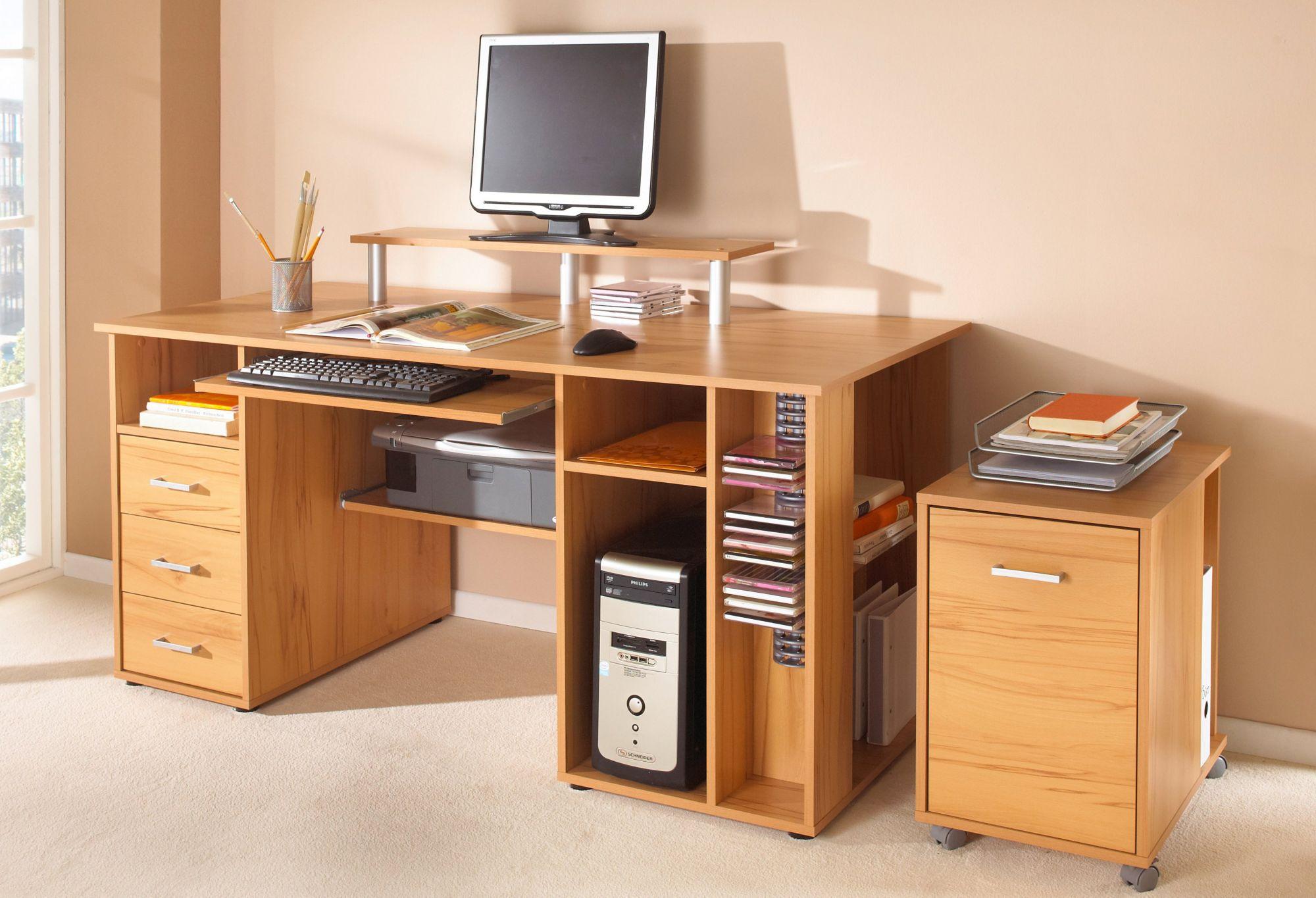 schreibtisch g nstig online kaufen beim schwab versand. Black Bedroom Furniture Sets. Home Design Ideas