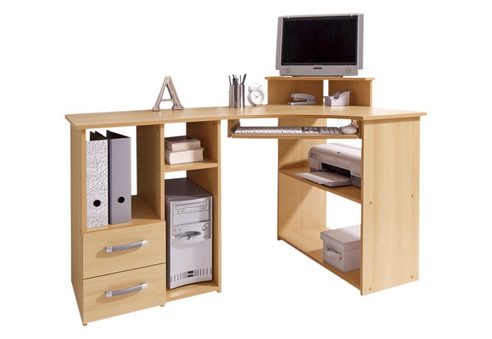Computerschreibtische g nstig online kaufen beim schwab for Schreibtisch 4505 02