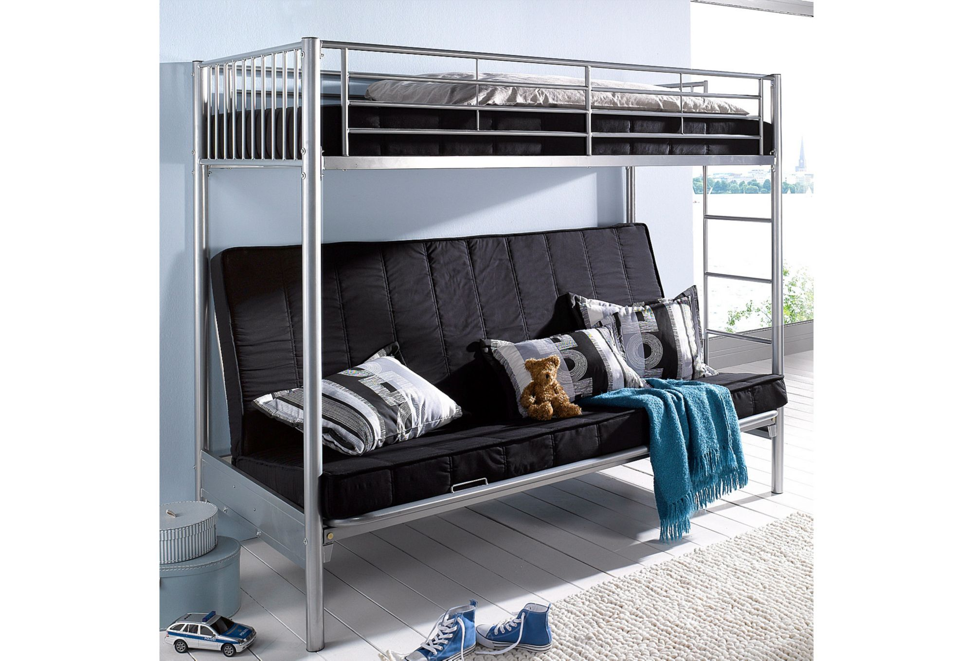 kinderbett g nstig online kaufen beim schwab versand. Black Bedroom Furniture Sets. Home Design Ideas
