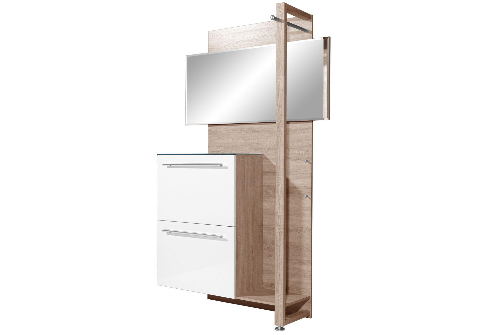 kompaktgarderoben im schwab online shop m bel garderoben. Black Bedroom Furniture Sets. Home Design Ideas